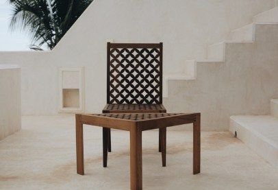 Moran Munyuthe Mashirbirya chair Made In Kenya