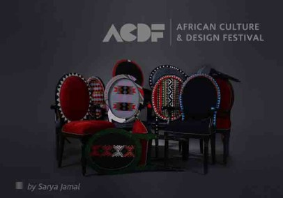 African Culture Design Festival 2017 Design Pavilion Sarya Jamal