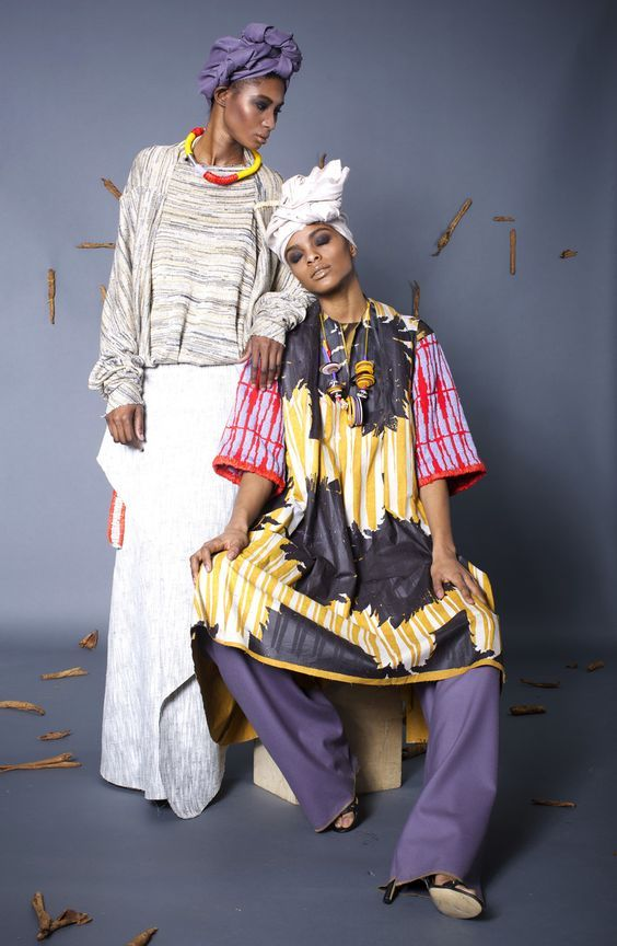 Nyorh Agwe Mba Mette Fashion design Collection