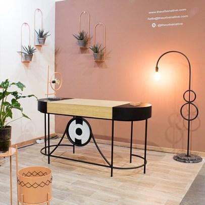 Theurbanative Nenzima Desk modern South African furniture design