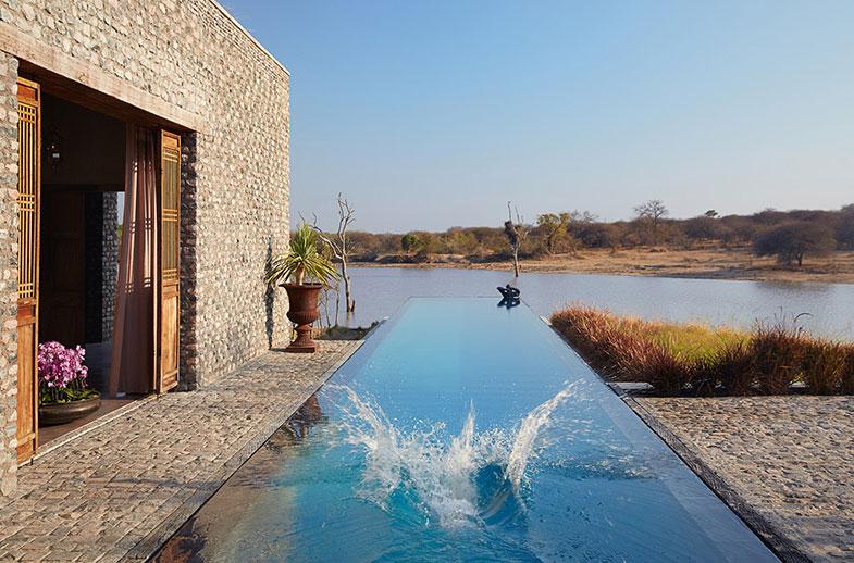 Kubili House Swimming Pool