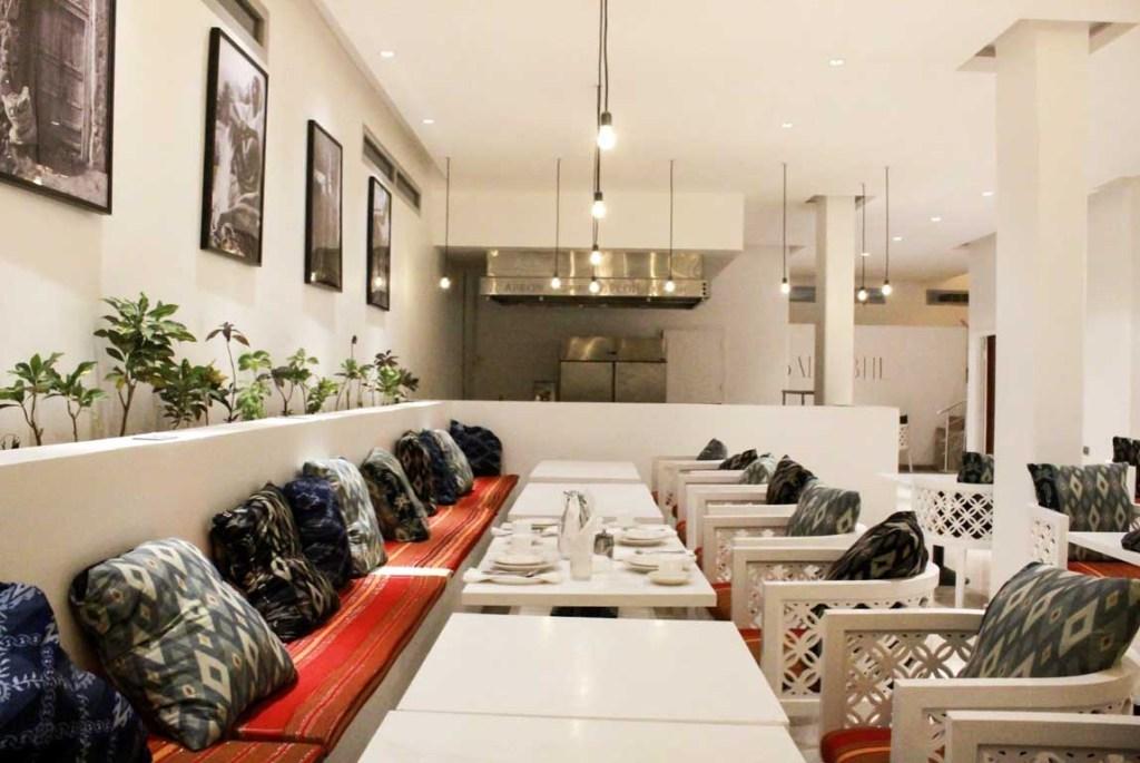 DO Architecture Salsabill Restaurant Somalia