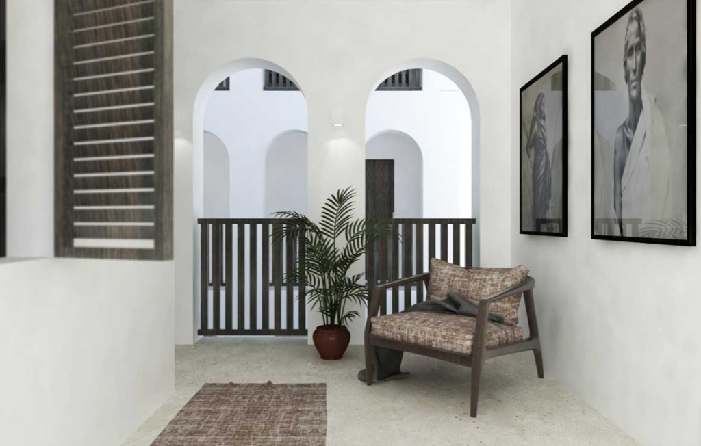 DO Architecture VILLA La Bianca Somalia