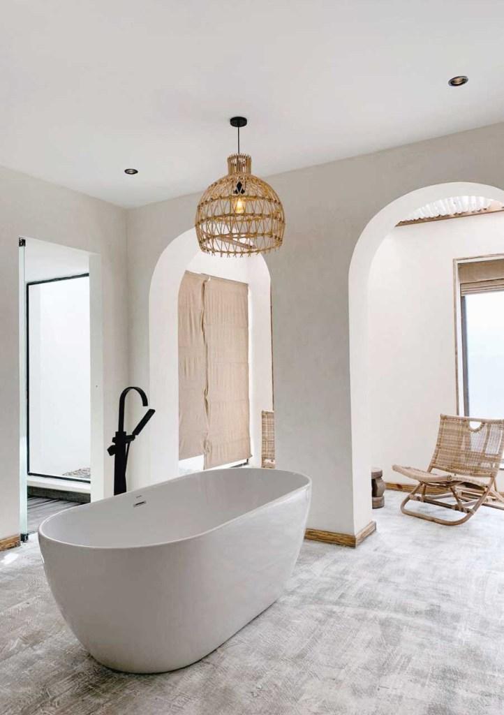 Le Sidi Boutique Hotel Egypt Villa Bathroom