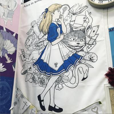 アリスのタペストリー
