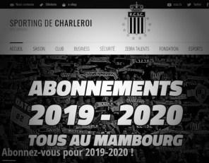 www.sporting-charleroi.be
