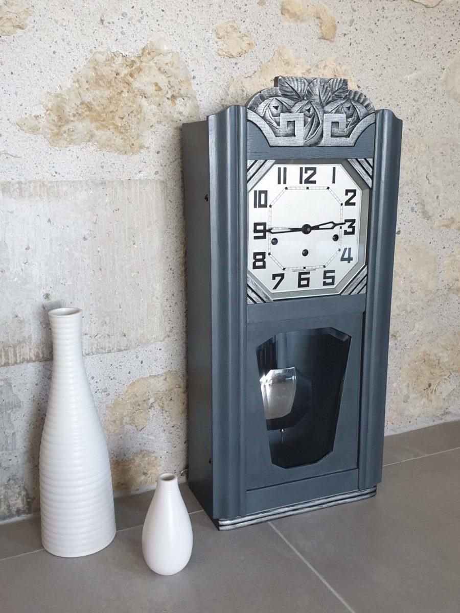 carillon relooké en gris anthracite