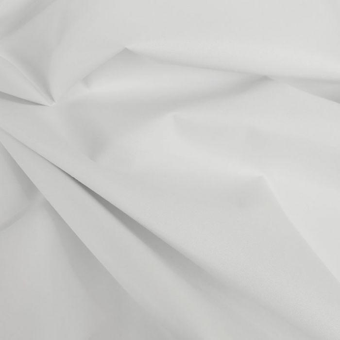 tissu doublure occultante pour rideaux blanc casse