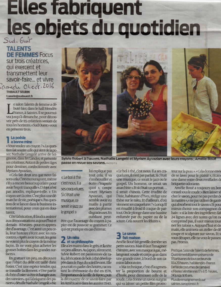 article-sud-ouest-crayon