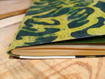 couverture souple lamali lokta