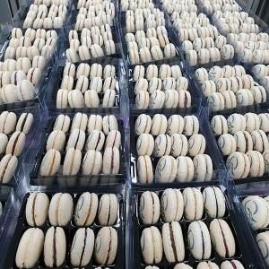 Des macarons personnalisés