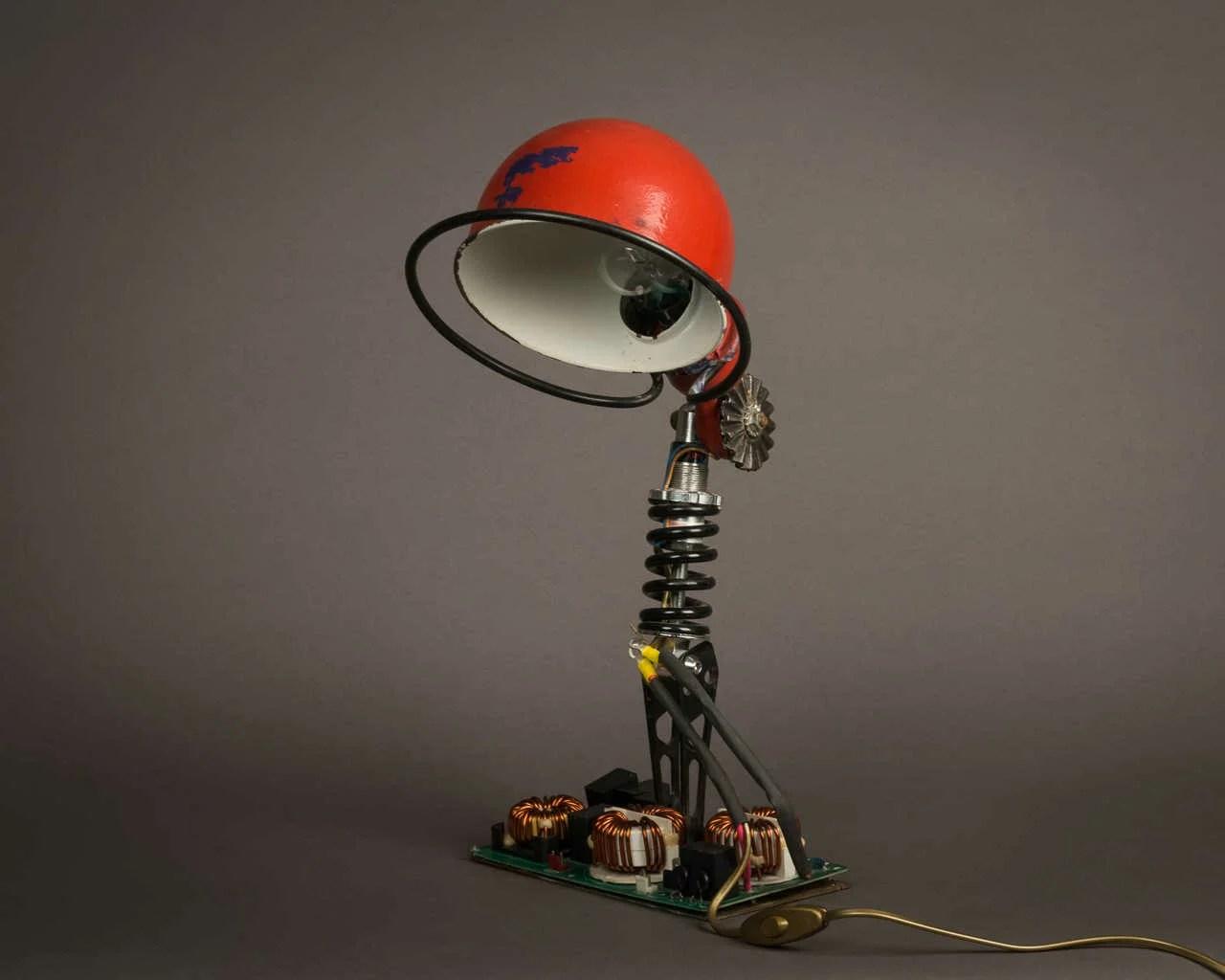 lampes Jieldé lampe industrielle jielde lampe Jieldé lampe d'atelier JLD Jieldé