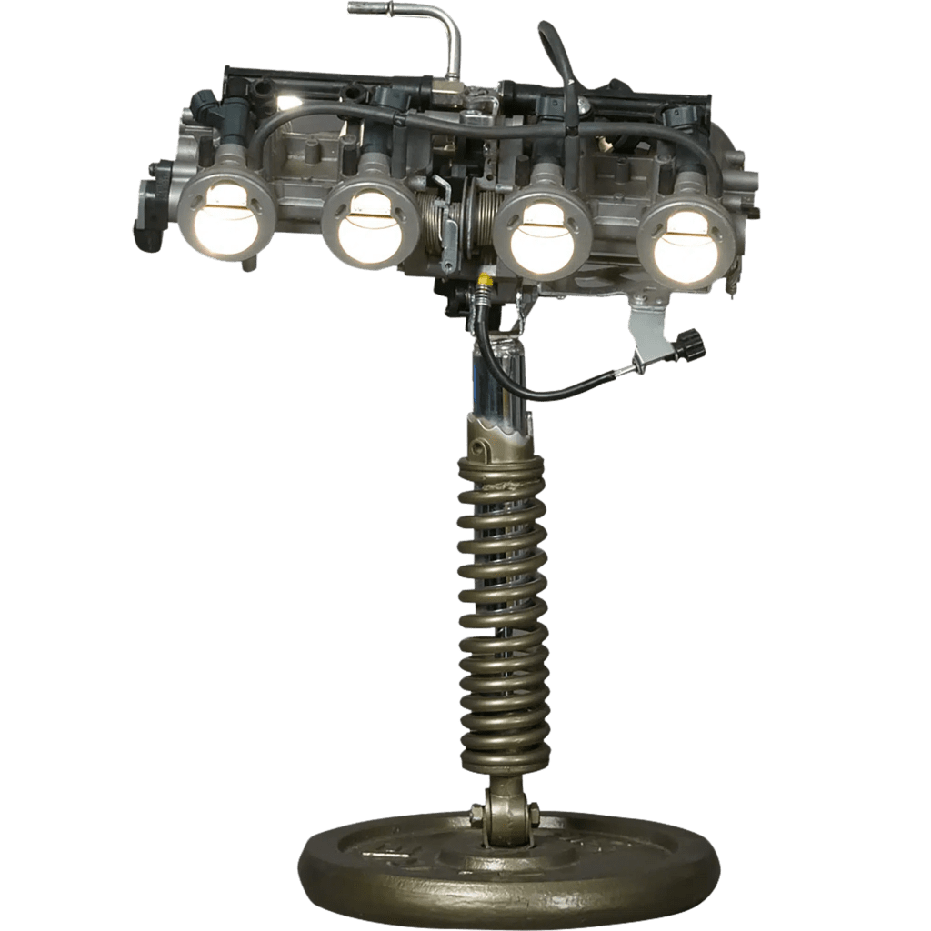 Lampe passion moto Suspension Rampe injection 750Z