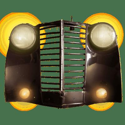 Applique Juva 4 custom 1930