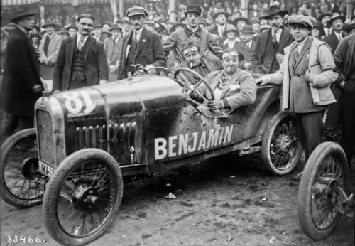 1923 Bol d'Or Violette Morris