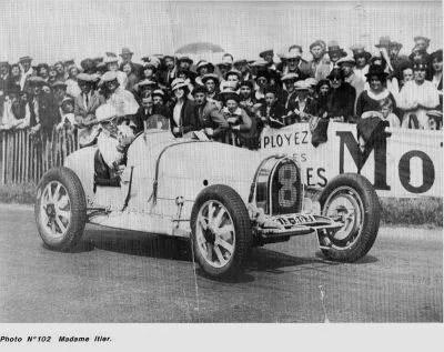 Anne-Cécile Itier# 8 au 13 ème Grand Prix de Picardie, le 27 juin 1937