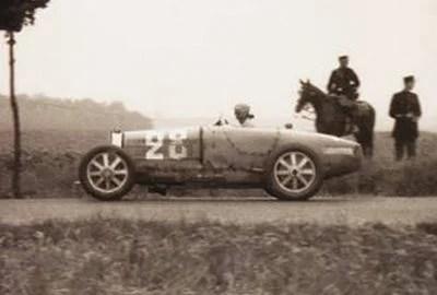 6ème au IIème Grand Prix de Picardie # 28, le 26 mai 1935