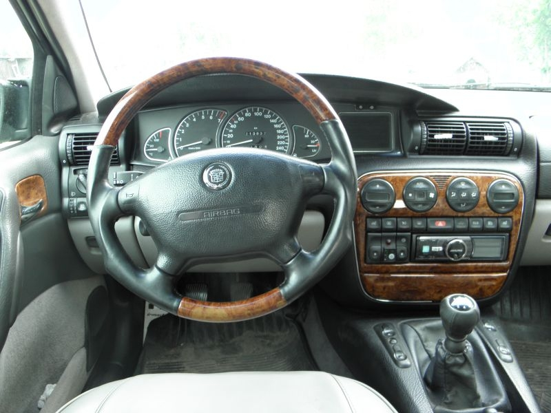 Cadillac Catéra Tableau de bord 1997