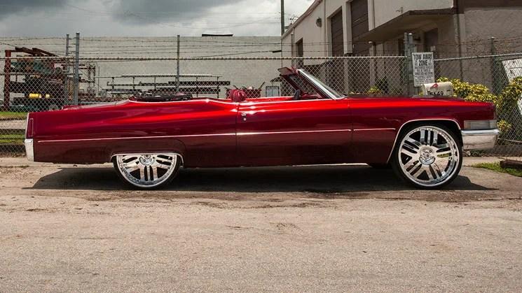 Cadillac Coupé DeVille 1970
