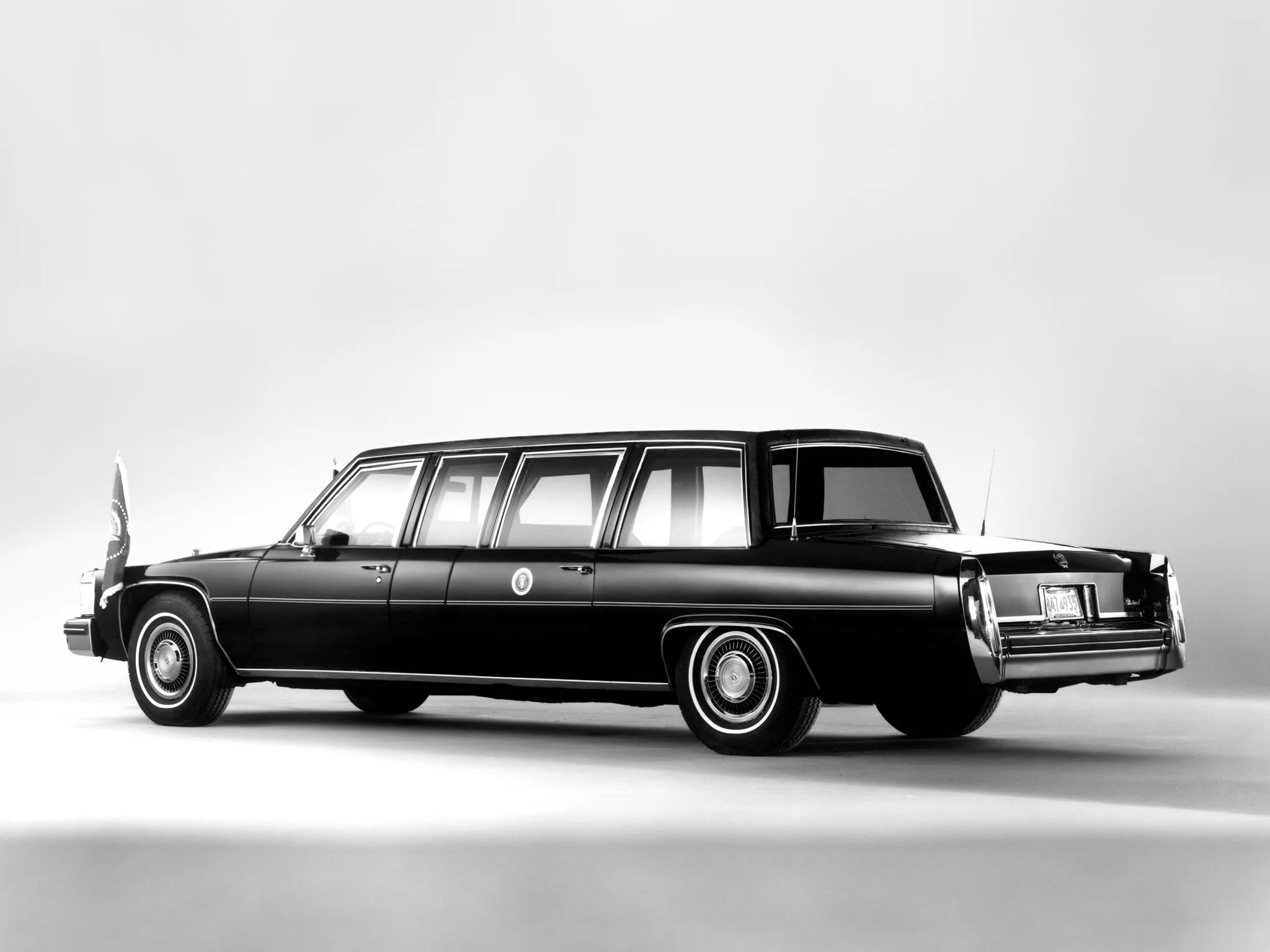 Cadillac Fleetwood Présidential Limousine 1983