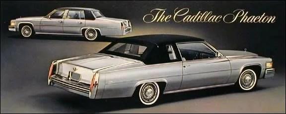 Cadillac Phaeton Coupe 1978