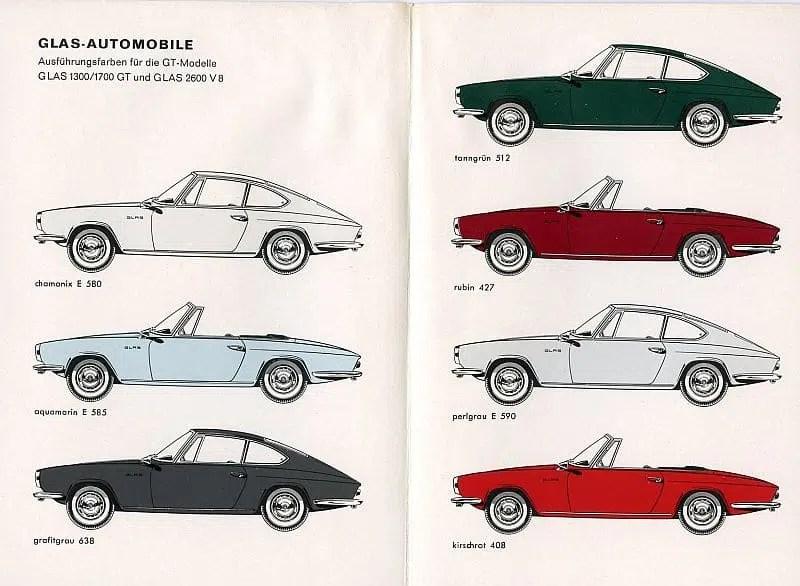 Glass GT 1967