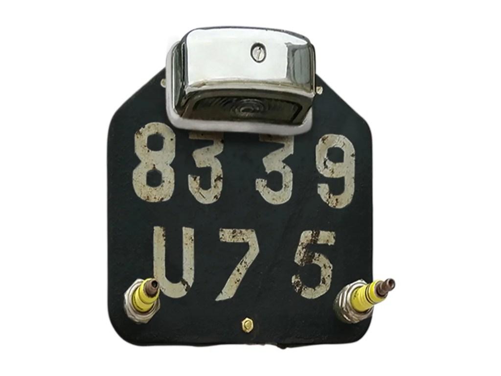 Déco moto Ancienne porte clés personnalisé