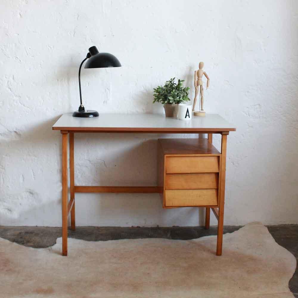 bureau vintage annees 50 style