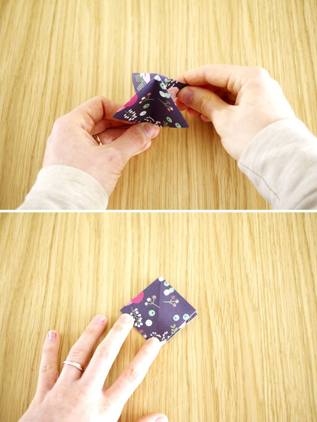 {DIY}-Ma-guirlande-de-diamant-Origami-etape-4