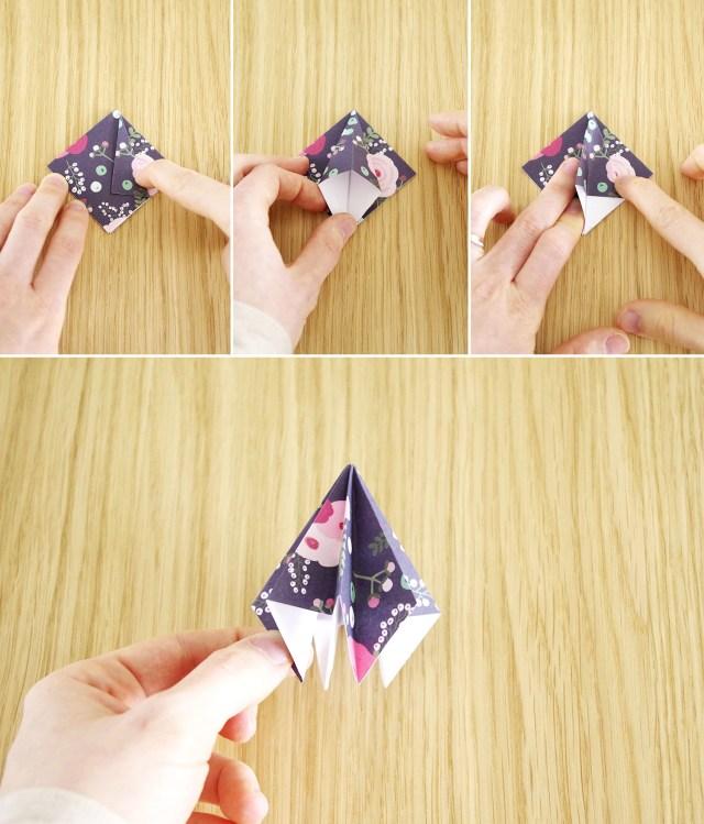 {DIY}-Ma-guirlande-de-diamant-Origami-etape-5