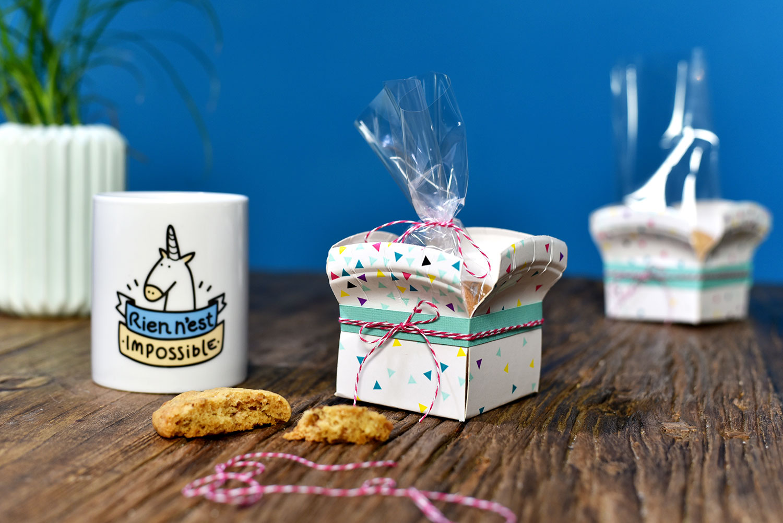 {DIY & Cuisine} Cookies Granola et emballage cute !
