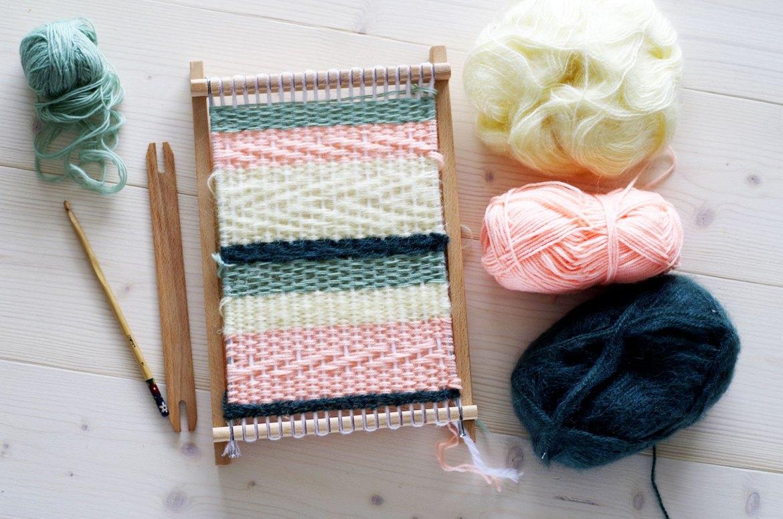 Mon-premier-tissage-de-laine