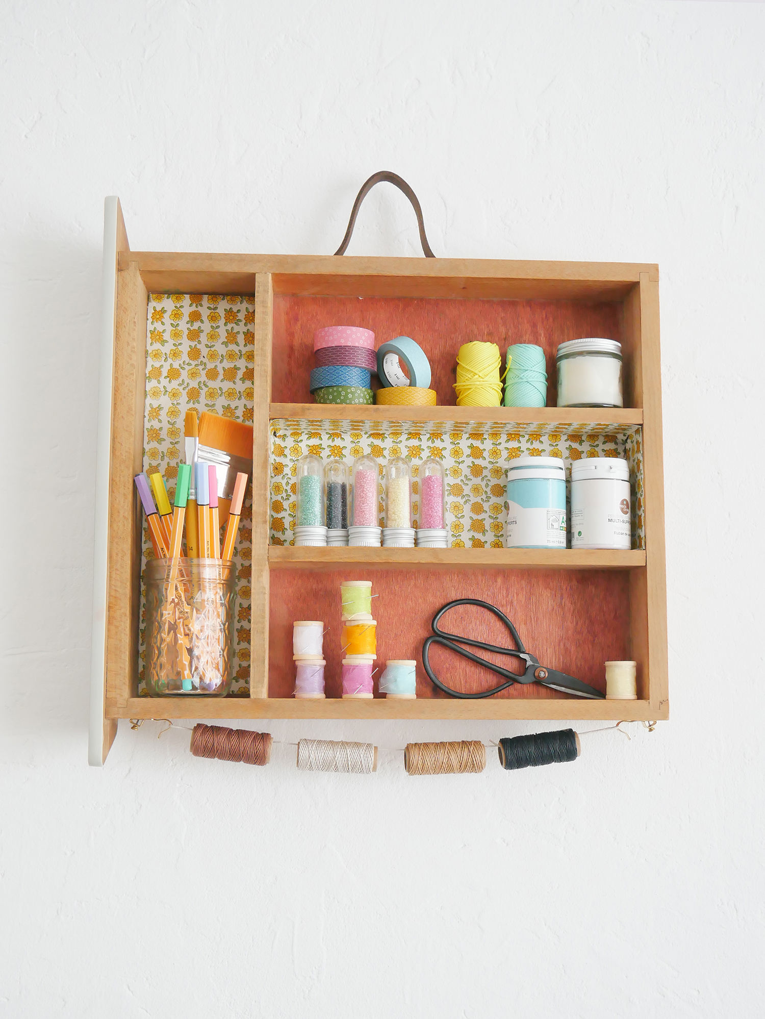 DIY | Un tiroir recycler en étagère !
