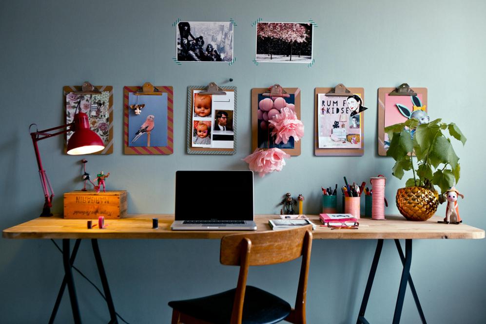 Déco | Une rentrée commence toujours par un bureau organisé !