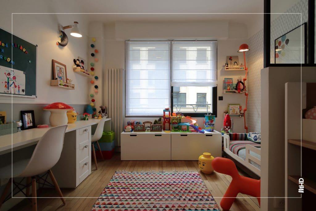 2 enfants une chambre