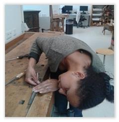 Houtbewerking en gereedschap - cursus  restauratie restoratie restaurateur den haag zuid holland