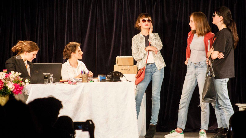 Stages Ados théâtre et Cinéma
