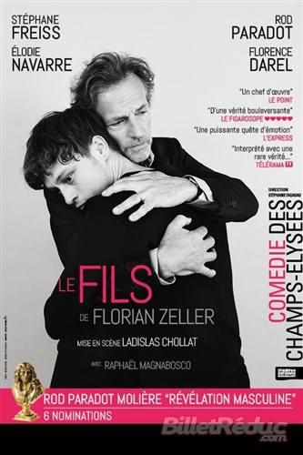 """Florian Zeller : """"Le Fils"""""""
