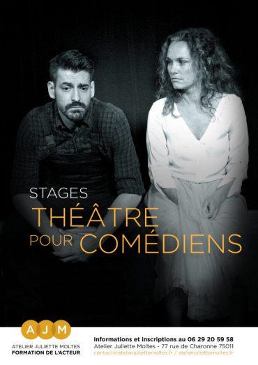 Stage Théâtre Tous Niveaux