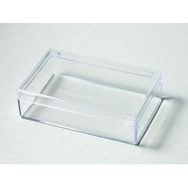 en plastique totalement transparentes