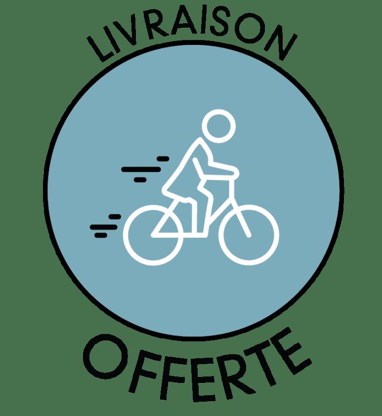 Livraison de fleurs offerte Atelier Lavarenne fleuriste Lyon