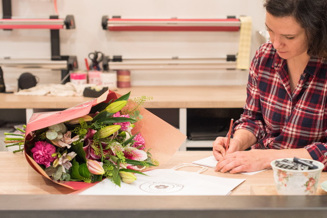Livraison de fleurs Lyon Atelier Lavarenne