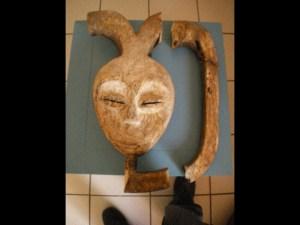 Mask Kwele