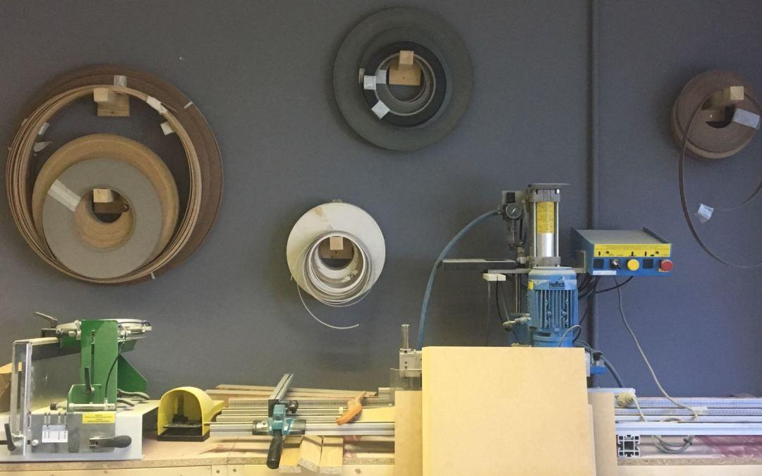 Nuestro showroom: paso a paso del taller