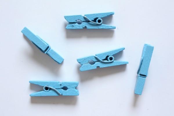 Les petites bleues