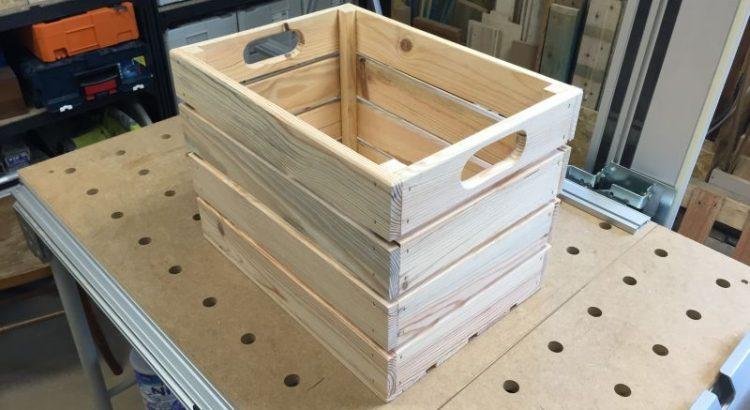 caisse bois palette atelier passion