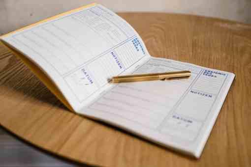 """Tagebuch """"Gute Nacht"""" Journal"""