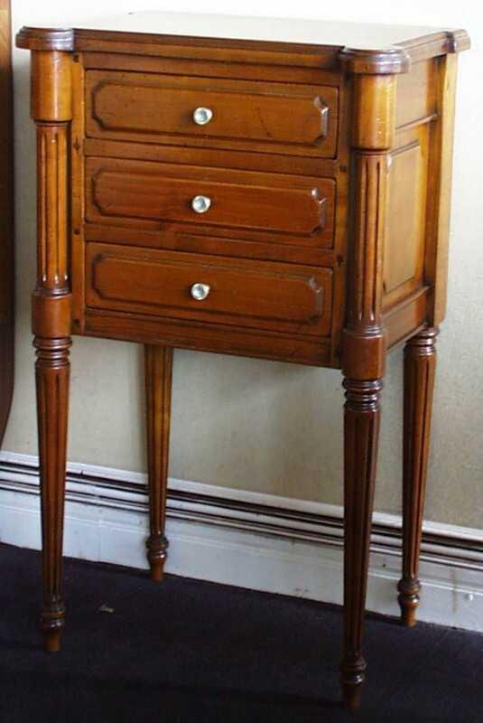 Chevet Marie Antoinette Style Louis XVI Ateliers Allot
