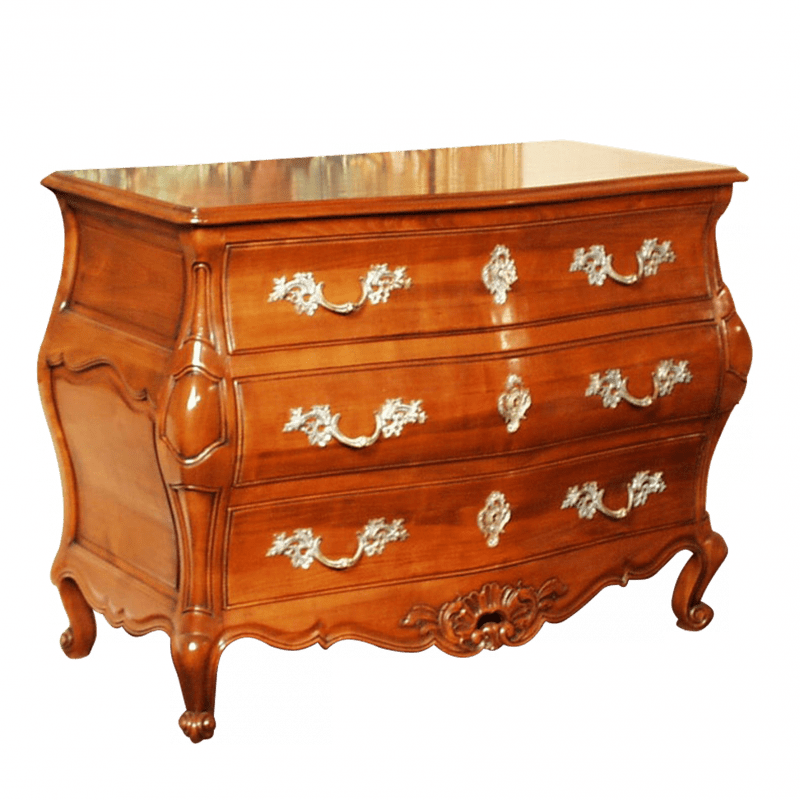 Commode Bordelaise Style Rgence Louis XV Ateliers