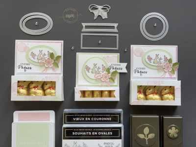 Boîte à chocolat de Pâques Petit Lapin Lindt 3